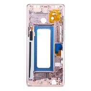 Replacement for Samsung Galaxy Note 8 SM-N950 Rear Housing Frame - Rose