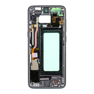 Replacement for Samsung Galaxy S8 SM-G950 Rear Housing Frame - Black
