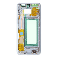 Replacement for Samsung Galaxy S8 SM-G950 Rear Housing Frame - BlueReplacement for Samsung Galaxy S8 SM-G950 Rear Housing Frame - Blue