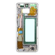 Replacement for Samsung Galaxy S8 SM-G950 Rear Housing Frame - Gold