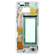 Replacement for Samsung Galaxy S8 SM-G950 Rear Housing Frame - Silver