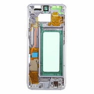 Replacement for Samsung Galaxy S8 SM-G950 Rear Housing Frame - Orchid Gray