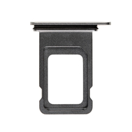 Replacement for iPhone Xs Max Dual SIM Card Tray - Space Gray