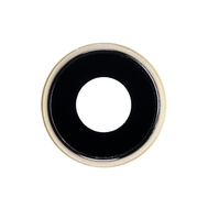 Replacement for iPhone XR Rear Facing Camera Lens with Bezel - Yellow