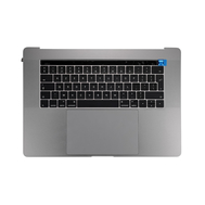 "Space Gray Upper Case Assembly (British English) for Macbook Pro 15"" A1707 (Late 2016-Mid 2017)"
