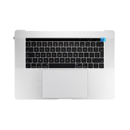 "Silver Upper Case Assembly (British English) for Macbook Pro 15"" A1707 (Late 2016-Mid 2017)"