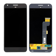 Replacement for Google Pixel XL LCD Screen Digitizer Assembly - Black
