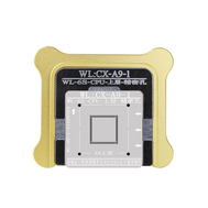 WL BGA Reballing Fixture Kit for A9 CPU Upper Lower, Type: A9-1 Upper