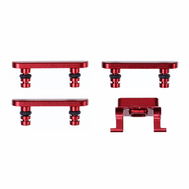 Replacement for iPhone 8/SE 2nd Side Buttons Set - Red