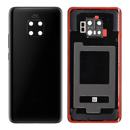 Replacement for Huawei Mate 20 Pro Battery Door - Black
