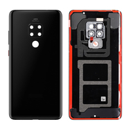 Replacement for Huawei Mate 20 Battery Door - Black