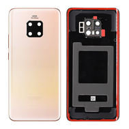 Replacement for Huawei Mate 20 Pro Battery Door - Cherry Gold