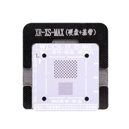 WL High-Quality PCIE Baseband Reballing Stencil with Fixed Plate for iPhone Xs/XsMax/XR