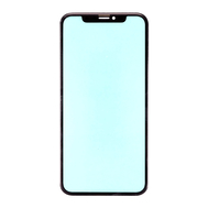 Replacement for iPhone XR Front Glass Lens - Black