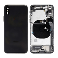 Replacement for iPhone Xs Back Cover Full Assembly - Space Gray