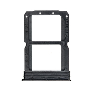 Replacement for OnePlus 6T SIM Card Tray - Mirror Black