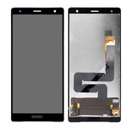 Replacement for Sony Xperia XZ2 LCD Screen with Digitizer Assembly - Black