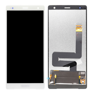 Replacement for Sony Xperia XZ2 LCD Screen with Digitizer Assembly - Silver