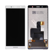 Replacement for Sony Xperia XZ2 Compact LCD Screen with Digitizer Assembly - Silver