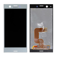 Replacement for Sony Xperia XZ1 Compact LCD Screen with Digitizer Assembly - Blue
