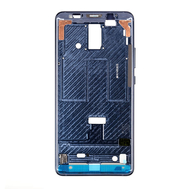 Replacement for Huawei Mate 10 Pro Front Housing LCD Frame Bezel Plate - Midnight Blue