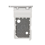 Replacement for Google Pixel 3 SIM Card Tray - White