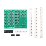 SMD SMT Components Soldering Practice Kit