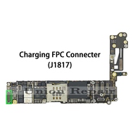 Replacement for iPhone 6 USB Charging Connector Port Onboard