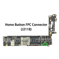 Replacement for iPhone 6 Home Button Extended Connector Port Onboard
