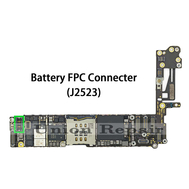 Replacement for iPhone 6 Battery Connector Port Onboard