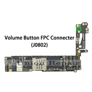 Replacement for iPhone 6 Volume Button Connector Port Onboard