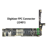 Replacement for iPhone 6 Plus Digitizer Connector Port Onboard