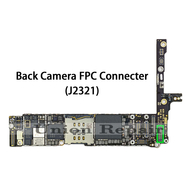 Replacement for iPhone 6 Plus Rear Camera Connector Port Onboard