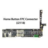 Replacement for iPhone 6 Plus Home Button Extended Connector Port Onboard