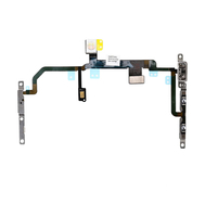 Replacement for iPhone 8 Plus Power/Volume Button Flex Cable with Metal Bracket Assembly