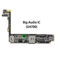 Replacement for iPhone 8/8 Plus Big Audio Manager IC 338S00248