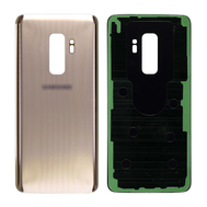 Replacement for Samsung Galaxy S9 Plus SM-G965 Back Cover - Sunrise Gold