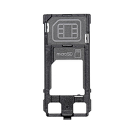 Replacement for Sony Xperia X Compact SIM Card Tray - Black
