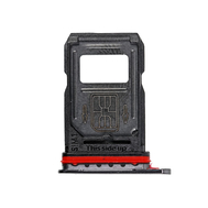 Replacement for OnePlus 7 Pro SIM Card Tray - Black