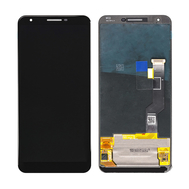 Replacement for Google Pixel 3A XL LCD Screen with Digitizer Assembly - Black