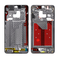 Replacement for Huawei Mate 20 Front Housing LCD Frame Bezel Plate - Black