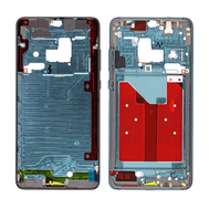 Replacement for Huawei Mate 20 Front Housing LCD Frame Bezel Plate - Midnight Blue