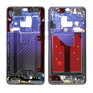 Replacement for Huawei Mate 20 Front Housing LCD Frame Bezel Plate - Twilight
