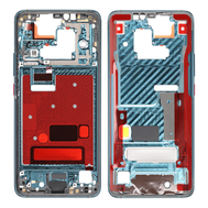 Replacement for Huawei Mate 20 Pro Front Housing LCD Frame Bezel Plate - Emerald Green