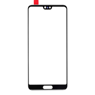 Replacement for Huawei P20 Front Glass Lens - Black