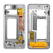 Replacement for Samsung Galaxy S10e Rear Housing Frame - White