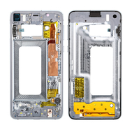 Replacement for Samsung Galaxy S10e Rear Housing Frame - Prism White