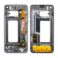 Replacement for Samsung Galaxy S10e Rear Housing Frame - Black