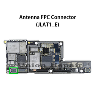 Replacement for iPhone X Cellular Antenna Connector Port Onboard