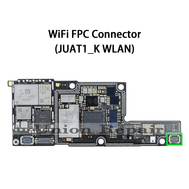 Replacement for iPhone X WLAN WiFi Antenna Connector Port Onboard